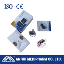 SpO2 and Heart Rate Pulse Oximeter with CE