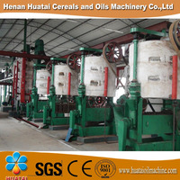 50TPD Peanut/Coconut Oil Processing Machine/100TPD Edible Oil Production Line/ 100 TPD Groundnut Oil Making Machine
