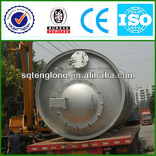 Reliable after-sale service with CE ISO & BV certificates waste tyre recycling plant