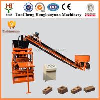 red soil brick making machine HBY/WT/SY 2-10 mud brick making machine in bangalore