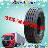 Hot selling chinese brand truck tyre dunlop quality 315/80r22.5