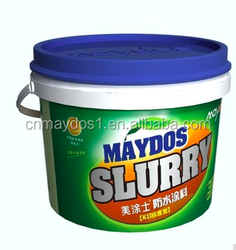 Environment Friendly two pack Polyurethane Waterproof Roofing Coating