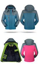 Winter sports lightweight crane colorful ski jackets