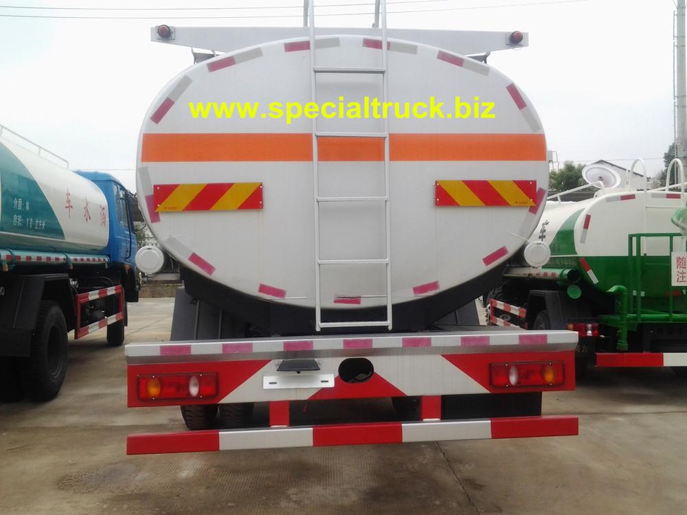 15cbm fuel tanker truck DFAC
