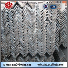 q235 material GB standard angle iron sizes