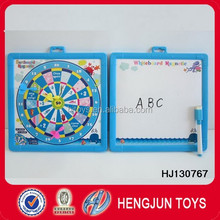 high quality with EN71/HR4040/7P magnetic Dart Board with drawing board