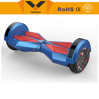 Hot sell 4400mAh handless electric scooter China, popular hands free electric scooter drop shipping