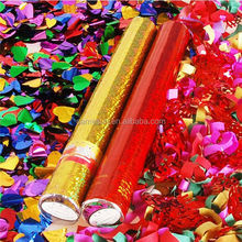 best price factory confetti party popper new design