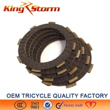 transmission part Motorcycle Clutch Friction Plate Manufacturer