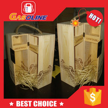 Exclusive classical cheap wooden wine box wood fruit crates