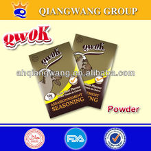 QWOK -10g/tablet x 15tablets/bag series bouillon cube SEASONING POWDER-,FRIED RICE,MANY FLAVOURS YOU WANT
