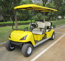 Best prices new energy 4 seater golf cart for sale with CE certificate from foshan