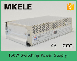 customized switching power supply 155w 28v power supply made in China