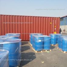 Metil hidrógeno polysiloxane cristal de cerámica revestimientos aceite de silicona msds