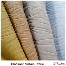 el mercado americano más vendido ventana cortina blackout telas de alta densidad de cortinas