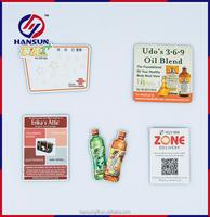 China best selling Cheap fridge magnet custom / new design paper fridge magnet wholesale for advertising