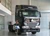 420hp High Roof Head Truck / Sinotruck Howo 6x4 Tractor Truck