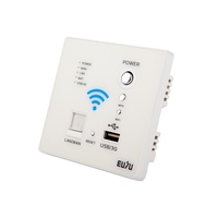 Wall mount virtual router wireless 110-250v new design 2015 with High Quality