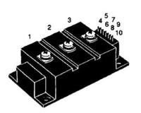 SMP24646 Transistors Components IXYS IGBT Power Module VIE150-12S4