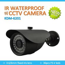 30M IR distance waterproof ir Metal bullet cctv camera(600tvl,700tvl,800tvl,900tvl,1000tvl,1200tvl),WDR/960H available