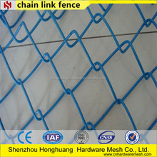 Galvanized Chain Link fence /rabbit cage / deer fence ( ISO9001 approve )