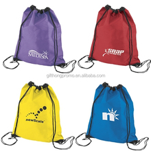 Customized logo printed advertising sling bag for Business Promotional Items