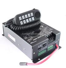 400watt emergency car siren amplifier 4 light control AS980