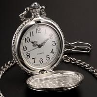 Unisex Fashion FOB Analog Quartz Pendant Pocket Watch