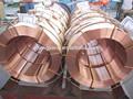 Er70s-6 de cobre do fio de soldadura/sucata de fio de cobre preço