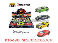 farah toys 2015 new metal pull back toy car