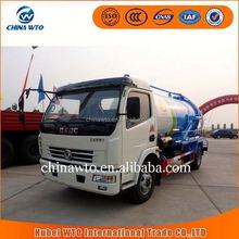 2015 novos produtos dfac DLK 4 x 2 vácuo caminhão de sucção de esgoto para venda