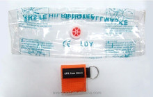Good qualiy CPR One Way Valve Face Shield Mask CE iSO FDA approved