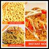 halal ramen chinese instant noodle / korean food wholesale / bag noodle ready to eat
