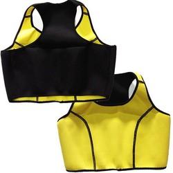 Factory wholesale neoprene sport vest , slim body shaper vest , TV body shaper