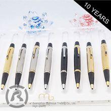 Free Samples Fashional Original Design Push Action Ballpoint Pen