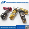 China wholesale cheap tire tube valve cap,tyre valve accessories,colored tire valves for car
