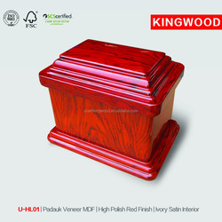 U-HL01 pet caskets accessories wholesale china antique cremation urn