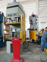 YKT-160T Series High-speed Hydraulic Press for seal fitting