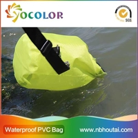 10L High quality pvc waterproof bag waterproof diving bag