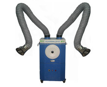 Manufacture Welding Dust Fume Extractor/dust air Elimination for sale/air pulse jet cleaning smoke extraction