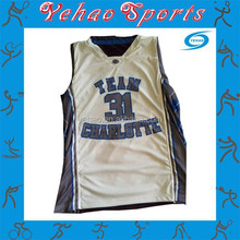 School team made basketball uniform professional manufacturer made
