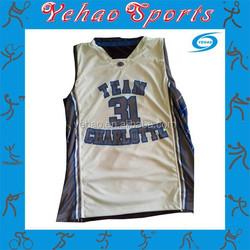 School team made basketball uniform professional manufacturer made