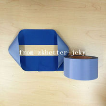 Nylon en471 blue reflective tape for safety vest