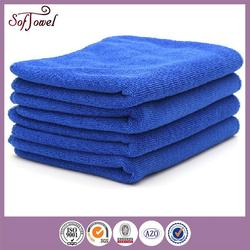 Professional microfiber looped fabric with high quality