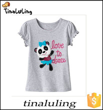 boy Kids character and pattern t- shirt children's printed t-shirt t-shirt Spring 100% Cotton Children Sleeve T-Shirts