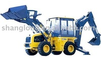 XCMG backhoe loader XT860-II