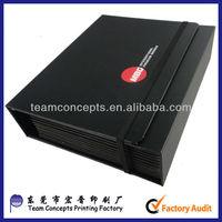 Dongguan Fashion Handmade File Folder With Flap