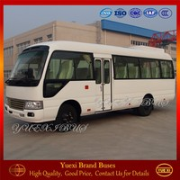 Low Price, Right Hand Drive, 25 - 28 seat Toyota Coaster Passenger Bus