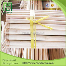 Natural wooden broom handle ,wood handle for broom with good quality