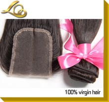 2015 New Products On China Market 7A Brazilian Virgin Extensions Expressions Human Hair Lace Frontal Piece Wholesale Hair Bundle